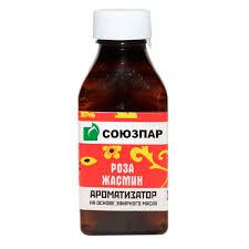 <b>Ароматизатор Союзпар Роза</b> и жасмин 100 мл (1002259299 ...