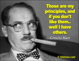 Quotes Fans Groucho Marx Quotes On Principles
