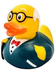 """Игрушка для ванной """"<b>Уточка</b> дедушка"""" <b>Funny ducks</b> 4110932 в ..."""