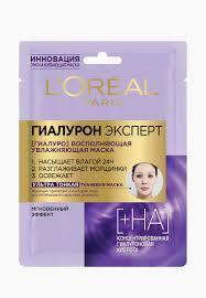 Маска для лица <b>L'Oreal Paris</b> Гиалурон Эксперт <b>тканевая маска</b> ...