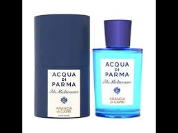 <b>Acqua di Parma Arancia</b> di Capri Fragrance Review (1999) - YouTube
