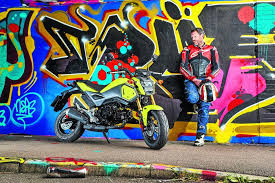 <b>HONDA MSX125 GROM</b> (2014-on) Review   Specs & Prices   MCN