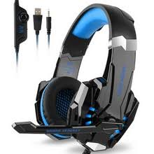 <b>Kotion Each</b> G9000 Gaming Headset Headphone <b>3.5mm</b> Stereo ...