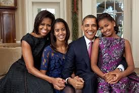 Family of Barack Obama