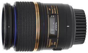 <b>Объектив Tamron SP AF</b> 90mm f/2.8 Di Macro 1:1 (272E) Canon EF ...