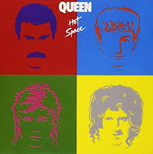 <b>Queen</b> - <b>Hot</b> Space - Amazon.com Music