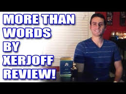 <b>More Than</b> Words by <b>Xerjoff</b> Fragrance / Cologne Review - YouTube