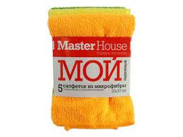 <b>набор салфеток MASTER HOUSE</b> Мой надежный 30х30 см 5 ...
