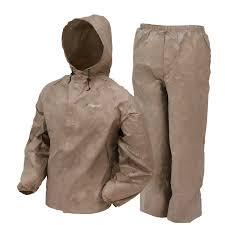 Frogg Toggs Ultra-Lite2 <b>Waterproof</b> Breathable <b>Rain Suit</b>, Men's ...