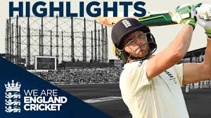 Buttler Impresses As England Bounce Back | The Ashes Day 1 ...