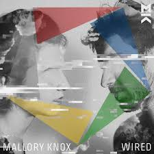 <b>Mallory Knox</b> - <b>Wired</b> (2017, Marble, Vinyl) | Discogs