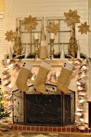 Image result for how to use burlap at Christmas