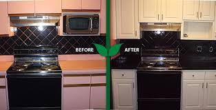 reglazing tile certified green: kitchen cabinets and countertops refinishedcountertops tile cabinets reglazed cabinets refaced with raised panel hidden hinge doors