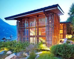 Geothermal Energy   Inhabitat   Green Design  Innovation    Zero energy Casa Rosset boasts fantastic views of the Italian Alps