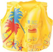 <b>Bestway Жилет надувной</b> детский Тропический, от 3 до 6 лет ...