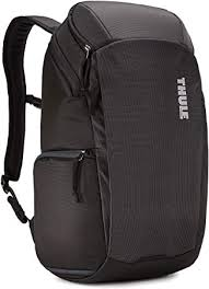 Thule Enroute Camera Backpack 20L, Black, One ... - Amazon.com