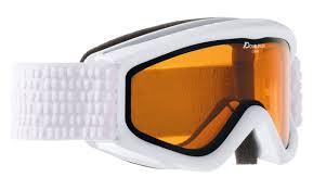 """<b>Очки горнолыжные Alpina</b> """"<b>Carat</b> DH"""", цвет: белый, серый"""