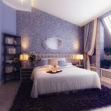 cozy bedroom decor blue design