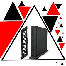 """Вертикальные <b>подставки</b> для PlayStation 4 от """"Darius Shop"""""""