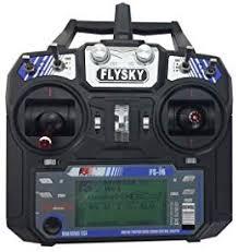 FS <b>FlySky FS</b>-<b>i6</b> 2.4G 6ch Transmitter and Receiver System LCD ...