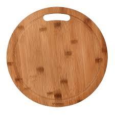 Кухонная <b>разделочная доска</b> Marmiton, <b>бамбук</b>, 30 см - купите по ...