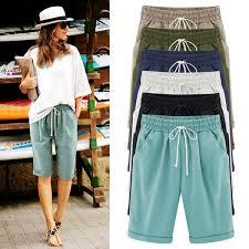 2019 <b>ZOGAA Women</b> Casual <b>Shorts</b> Holiday Beach Lace Up Thin ...