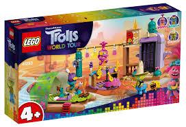 Купить <b>Конструктор LEGO Trolls</b> 41253 Приключение на плоту в ...