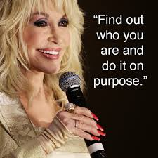 Great Dolly Parton quote | Things I Like | Pinterest | Dolly ... via Relatably.com