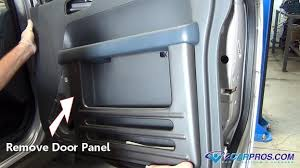 Car Repair World: Window Motor Regulator Replacement