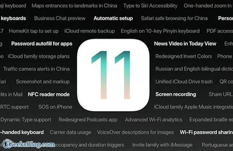 İOS 11 Beta 5 Güncellemesi Nasıl