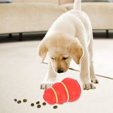 Pets Leak Feeder Funny <b>Gourd</b> Shaped <b>Dog</b> Leakage Food ...