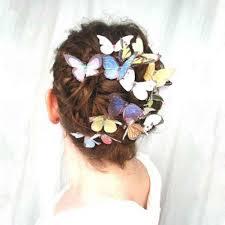 <b>5Pcs</b>/<b>Bag</b> New Fashion Hot Butterfly Hair <b>Clips</b> Bridal Hair ...