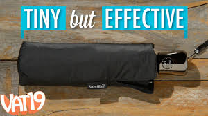World's Most Compact <b>Automatic Umbrella</b> - YouTube
