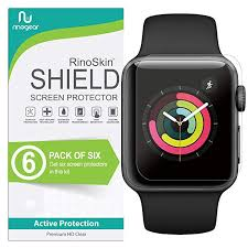 (6-Pack) Apple Watch 38mm Screen Protector (Series ... - Amazon.com