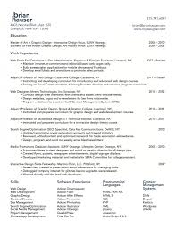 resume for web design   sales   designer   lewesmrsample resume  resume of web designer help