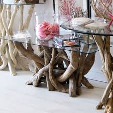 room table displays coaster set driftwood: rectangular driftwood coffee table base  rectangular driftwood coffee table base