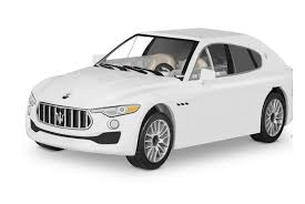 Пластиковый <b>конструктор COBI Maserati</b> Levante: купить по цене ...