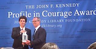 ma yan tikvah s divrei earth profile in courage omer day  the profile in courage award was presented by jack schlossberg grandson of president john f kennedy