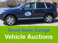 Good News Garage - Car Donation Charity serving NE