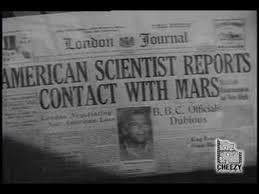 Image result for images of 1952 movie red planet mars