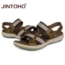 T9066 Beach <b>Slippers Shoes</b>-<b>Sandal</b>-<b>LAISUMK</b>-Brown-4 ...