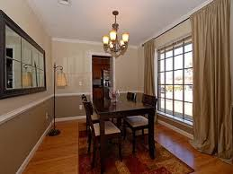 Chair Rails In Dining Room Popular Paint Colors For Kitchens Dining Room With Chair Rail