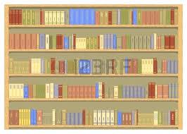 Bildresultat för bibliotekshylla