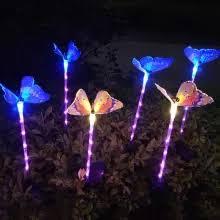 <b>Butterfly Solar</b> Garden <b>Lights</b> Outdoor - Outdoor <b>Lighting</b> - AliExpress