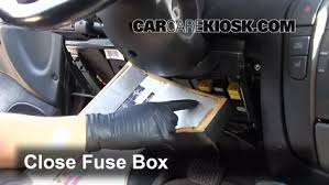 interior fuse box location cadillac catera  interior fuse box location 1997 2001 cadillac catera 1999 cadillac catera 3 0l v6