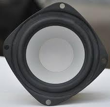 """<b>2pcs</b> 3.5"""" inch 4Ohm 4Ω <b>40W</b> Ceramic cone Magnet Full-range ..."""