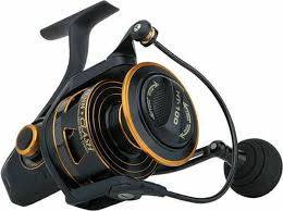 Penn Clash <b>6000</b> Saltwater <b>Fishing Spinning Reel Cla6000</b> for sale ...