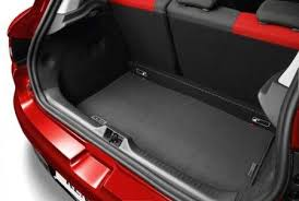 trunk mat for renault scenic 2 2003 2009 trunk floor rugs non slip polyurethane dirt protection interior car styling