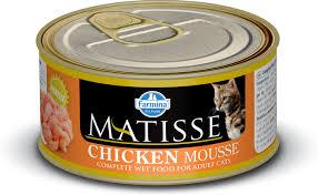 <b>Консервы Farmina MATISSE</b> для взрослых кошек Мусс с курицей ...