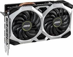 <b>Видеокарта MSI GeForce RTX</b> 2060 VENTUS XS OC 6GB